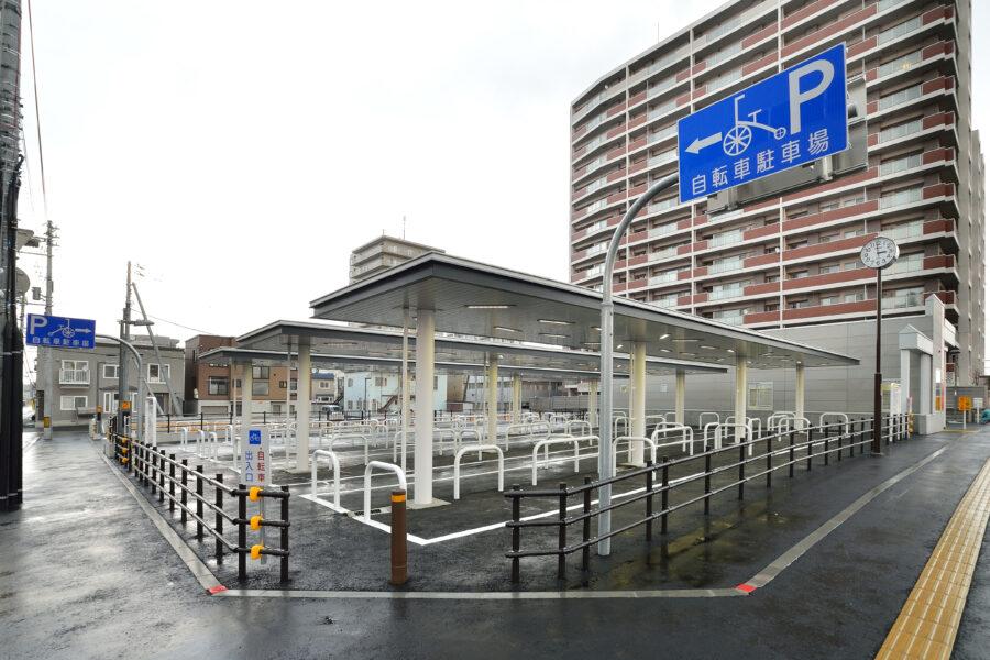 栄町駅交通広場